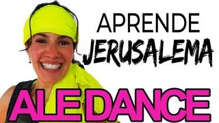 Aprende a Bailar el JERUSALEMA Dance Coreografía & Baile Paso a Paso en Español | Con Paso Secreto