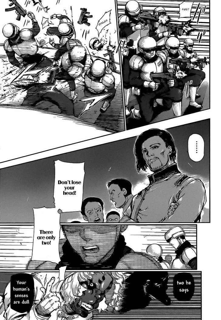 Tokyo Ghoul, Vol.13 Chapter 126 Original Sin, image #6