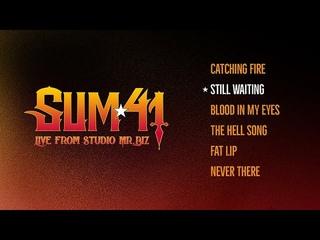 Sum 41 - Still Waiting [Live from Studio Mr. Biz]