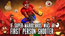 The Super 1 1 Challenge If Super Mario Bros Was An FPS