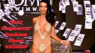 OMG Swimwear Fashion Show SS2020 ❤️ Miami Swim Week 2019 ❤️ Art Hearts Fashion Full Show 1080