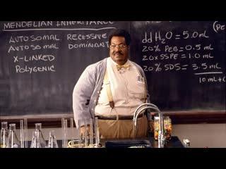 Чокнутый профессор / The Nutty Professor (1996) Перевод Павел Санаев