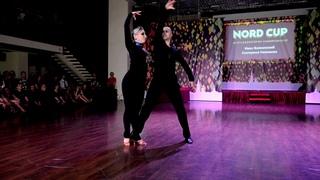 Nord Cup 2021  Шоу преподавателей, Иван Волконский и Екатерина Новикова