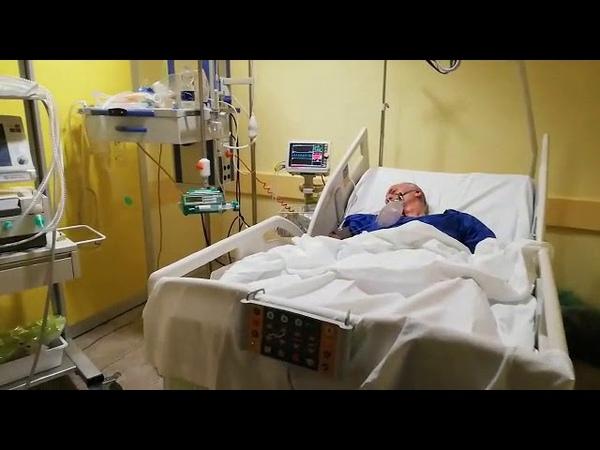 Coronavirus le immagini shock dall'Ospedale di Bergamo Hospital de Italia lleno de pacientes