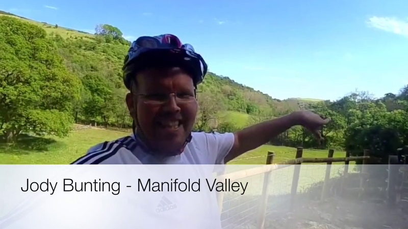 Hulme End Wetton Mills 3 Miles The Manifold Way Valley Track June 2020