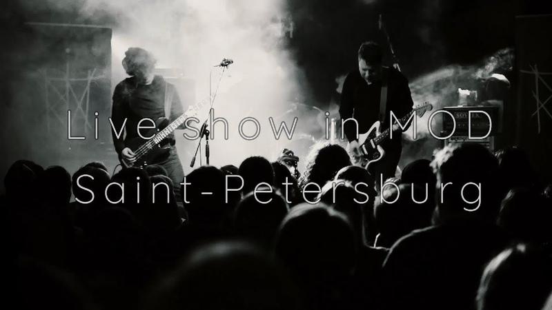 TRNA FULL SET Live @ Saint Petersburg MOD 10 02 2019