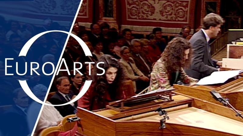 J S Bach Concerto for 3 harpsichords No 1 in D minor BWV 1063 Il Giardino Armonico