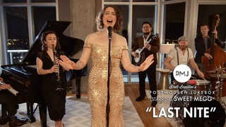 """Last Nite - The Strokes (Vintage """"Trad Jazz"""" Style Cover) ft. Sweet Megg"""