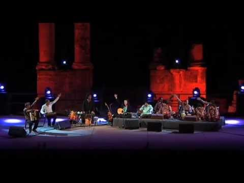 Faiz Ali Faiz Titi Robin Jaadu Live aux Suds à Arles