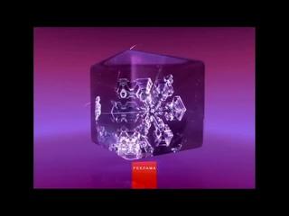 Рекламная заставка ОНТ (снежинка) 1 версия
