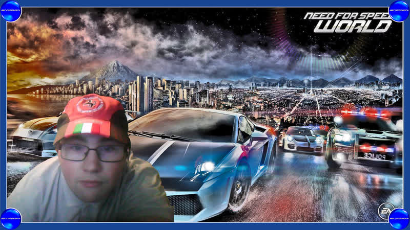 Need For Speed World Обнаружен Таран Хлам из копов 34
