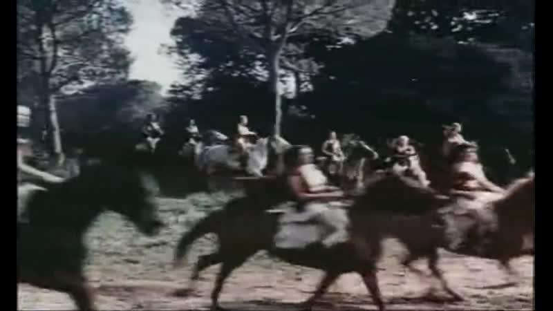 Амазонки 1974 Фрагмент