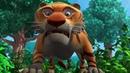 Маугли -Книга Джунглей - сезон 2 - сборник серий 1-5 –развивающий мультфильм для детей