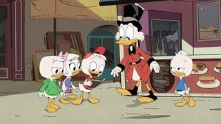 """DuckTales 2017 Season 3 Episode 14 """"The Split Sword of Swanstantine!"""" (Part 1)"""
