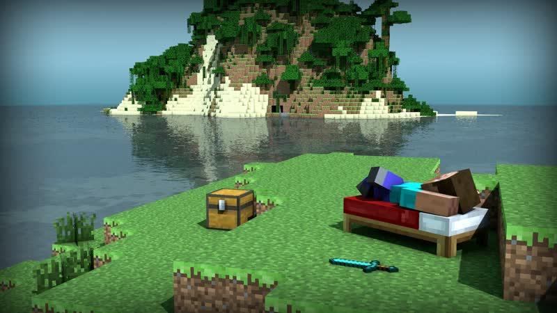 ✔Играю в Minecraft и мини игры✔