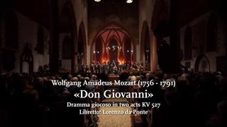 W. A. Mozart: Don Giovanni – Parts | Kammerorchester Basel | Giovanni Antonini