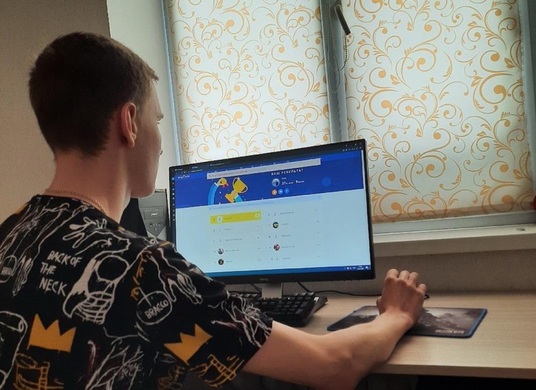 Студенты и школьники Петровского района стали участниками онлайн-олимпиады, посвящённой Дню космонавтики