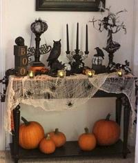 spooky halloween decorations - HD1200×1417