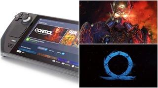 Подробности про консоль от Valve. Спидран с завязанными глазами. CrossfireX. Игровые новости