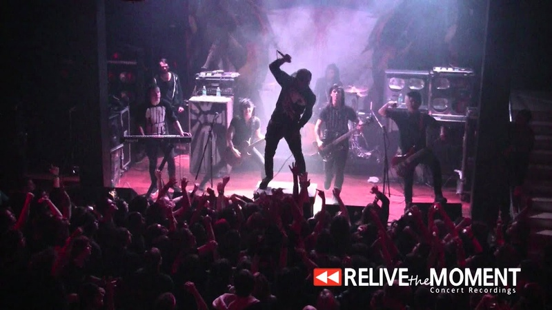 2011 05 26 Motionless in White Immaculate Misconception Live in Joliet IL