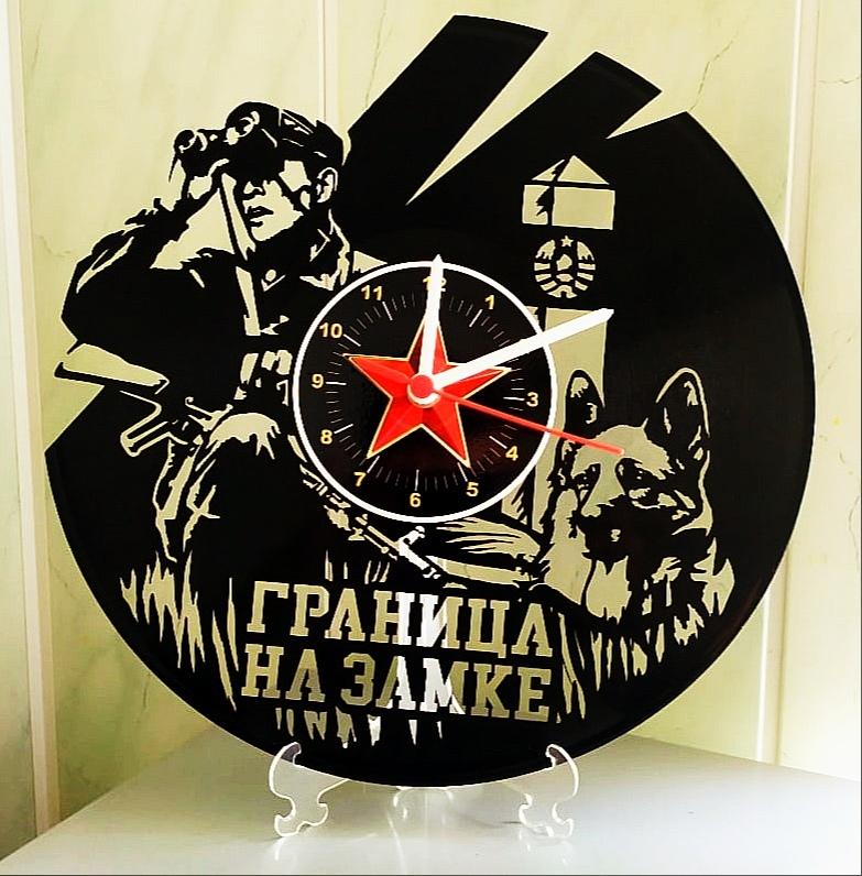 Эволюция изготовления часов и других изделий из виниловых пластинок, изображение №23