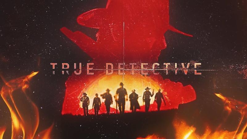 Red Dead Redemption 2 True Detective intro