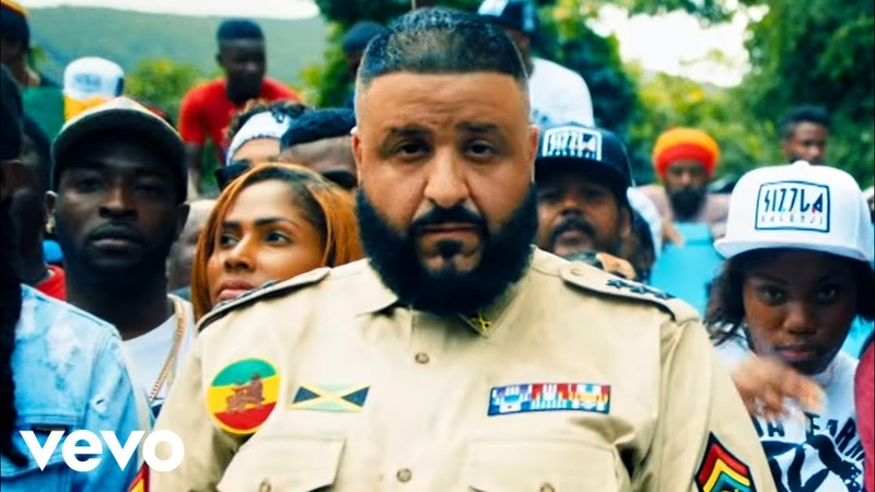 DJ Khaled Holy Mountain ft. Buju Banton Sizzla Mavado 070 Shake