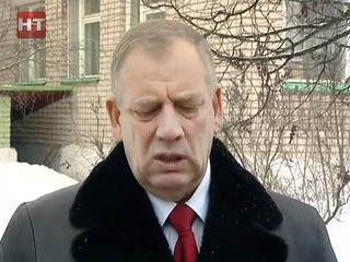 Губернатор Сергей Митин посетил Боровичи