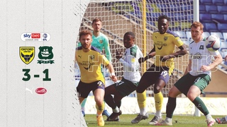 Highlights   Oxford United 3-1 Plymouth Argyle
