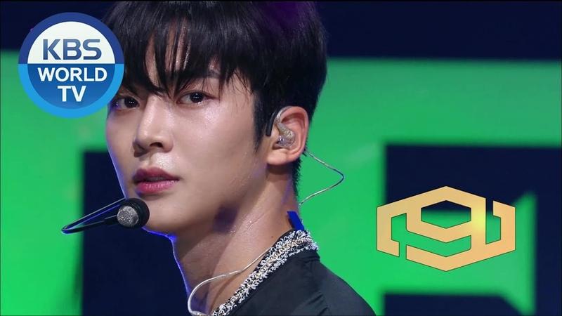 SF9 Summer Breeze 여름 향기가 날 춤추게 해 Music Bank 2020 07 10