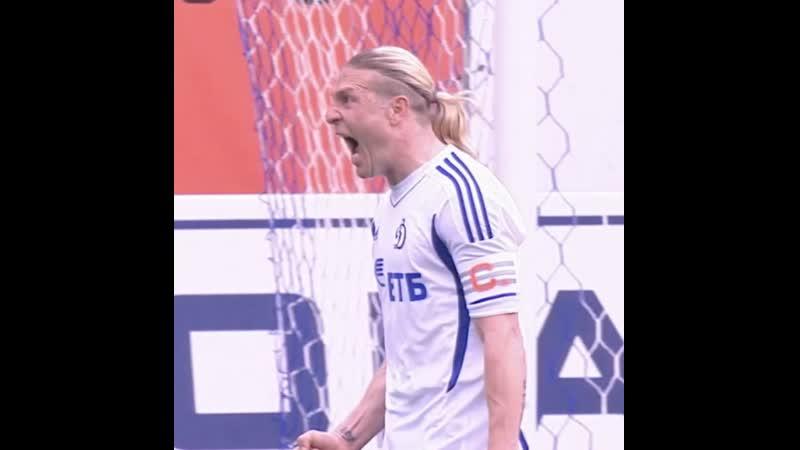 Пушка Андрея Воронина в ворота ЦСКА
