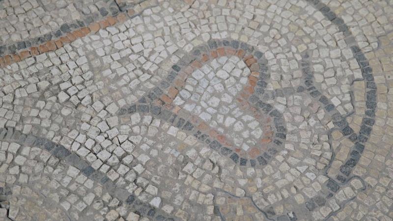 Мини сериал Херсонес Моя история! . Пять фактов о византийских мозаиках