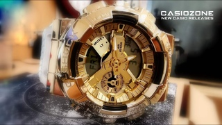 Casio G-Shock GM-110SG-9A 2021