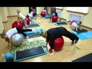 12   241013   Будьте в форме   Детский фитнес