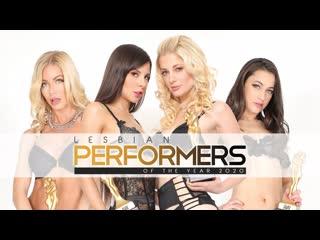 [ElegantAngel] Serene Siren, Scarlett Sage, Darcie Dolce, Charlotte Stokely, Milana Ricci - Lesbian Performers of the Year 2020