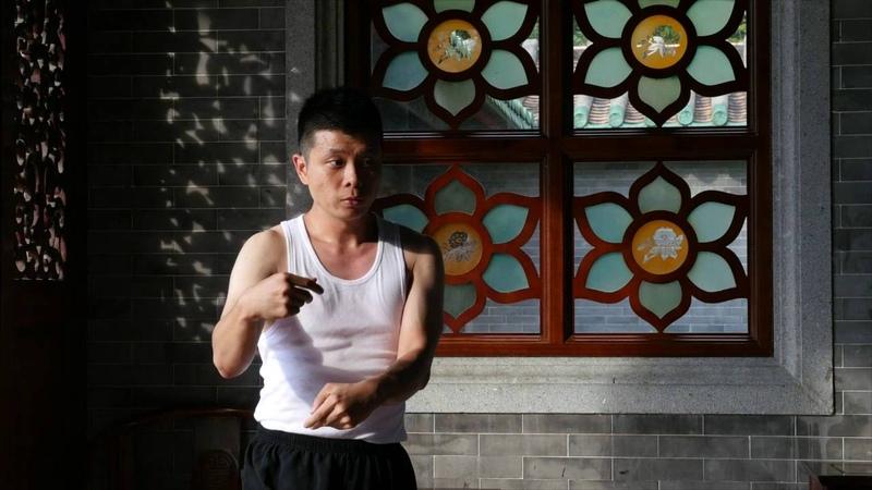 Формальное упражнение Тай Чи Ушу 江西竹林寺螳螂拳 香港傳人 Bamboo forest Mantis Kung Fu Hong Kong